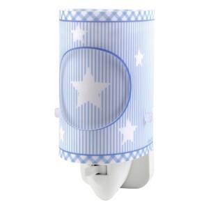 Dalber Sweet Dreams – modré nočné LED svetlo s vypínačom