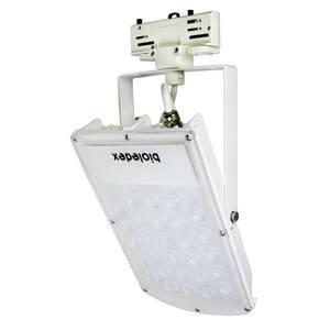 BIOleDEX LED reflektor Astir 3-fázový 70° biely 30W 4000K