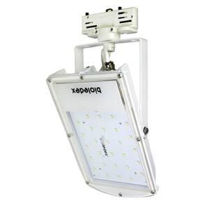 BIOleDEX LED reflektor Astir 3-fázový 120° biely 30W 3000K