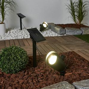 Duracell Lore – súprava 2 LED solárnych bodových svetiel