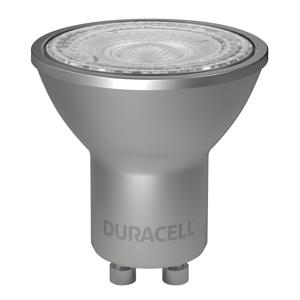 Duracell LED reflektor GU10 7W, 3000K stmievateľný