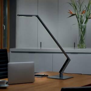 Luctra Luctra TableProLinear stolná lampa noha hliník