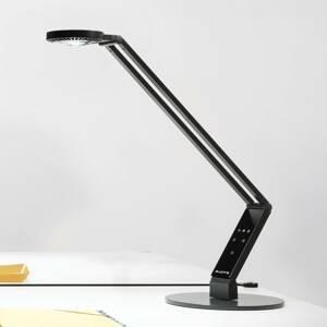 Luctra Luctra Table Radial stolná LED podstavec čierny