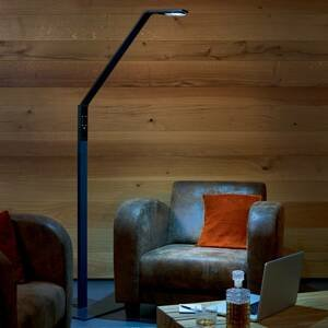 Luctra Luctra Floor Linear stojaca LED lampa, čierna