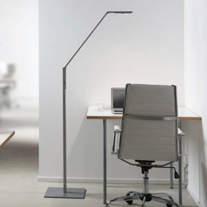 Luctra Luctra Floor Linear stojaca LED lampa hliník