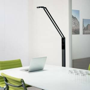 Luctra Luctra Floor Radial stojaca LED lampa, čierna