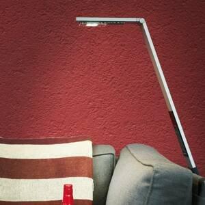 Luctra Luctra Flex stojaca LED bezdrôtová, batéria hliník