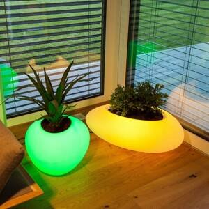 DEGARDO Lampa Storus VI LED RGBW, vysaditeľná biela