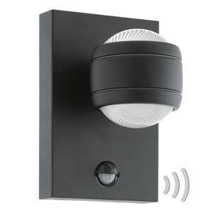 EGLO Vonkajšie LED svietidlo Sesimba 1 detektor pohybu