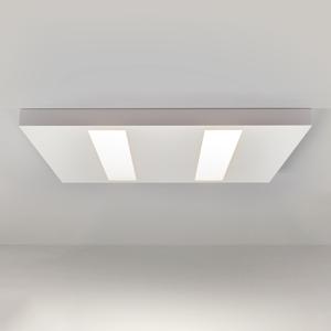 EGG Ploché LED svietidlo 37W biele diódy LED OSRAM