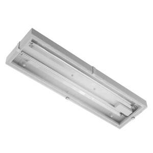 EGG Halová LED lampa Narrow Beam sklenený kryt 56W