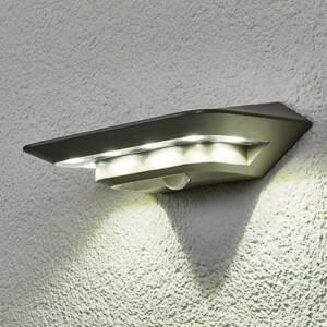 Eco-Light Solárne nástenné svetlo Ghost LED, detektor pohybu