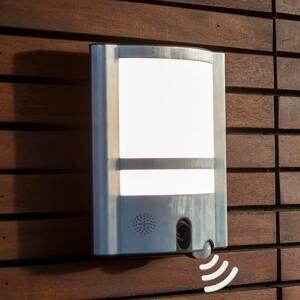 Eco-Light Secury'Light Vesta vonkajšie LED svietidlo, kamera