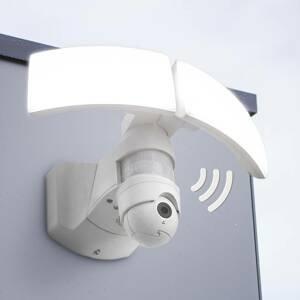 Eco-Light Secury'Light Libra vonkajšie LED svietidlo, kamera