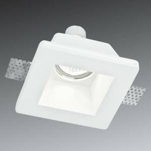 Eco-Light Pretierateľné zapustené svetlo Ghost zo sadry