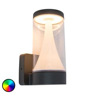 Eco-Light WiZ vonkajšie nástenné LED svietidlo Spica