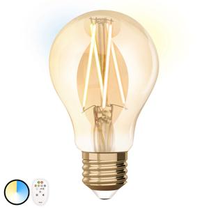 iDual iDual LED filament E27 9W A60 diaľkové ovládanie
