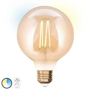 iDual iDual LED žiarovka E27 9W diaľkové ovládanie 9,5cm