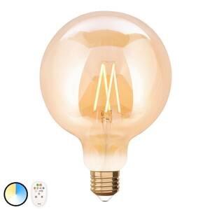 iDual iDual LED žiarovka E27 9W diaľk. ovládanie 12,5cm