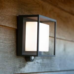 Eco-Light LED solárna lampa Curtis so snímačom pohybu