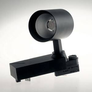 Eco-Light Koľajnicové LED svetlo Eagle 3000K 10W čierne