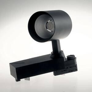 Eco-Light Koľajnicové LED svetlo Eagle 3000K 20W čierne