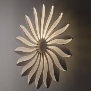 Eco-Light Nástenné LED Sunrise, stmievateľné, Ø 61,5cm