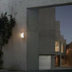 Eco-Light Vonkajšie nástenné LED svietidlo Slim