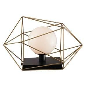 Eco-Light Stolná lampa Abraxas 1-plameňová