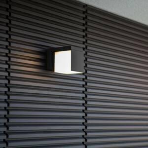 Eco-Light Vonkajšie LED svetlo Cuba 1-pl. matná čierna 3000K