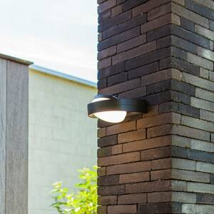 Eco-Light Vonkajšie LED svetlo Fele sklopné tienidlo