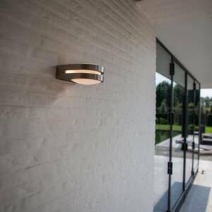 Eco-Light Vonkajšie LED svietidlo Fancy, ušľachtilá oceľ