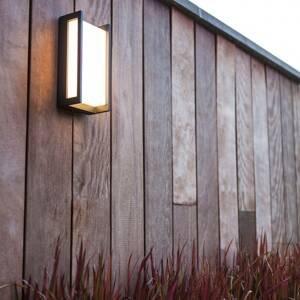 Eco-Light Vonkajšie LED svetlo Qubo, RGBW smart ovládanie