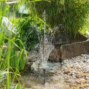 Esotec Solárny čerpadlový systém Water Splash 10/610