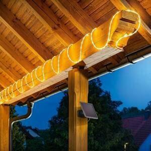Esotec Solárna svetelná LED hadica 200 Pro