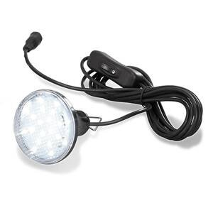 Esotec LED svetlo k solárnej nabíjačke Multipower 5W