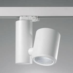 Egger Licht Koľajnicový LED reflektor Kent biely univerzálna