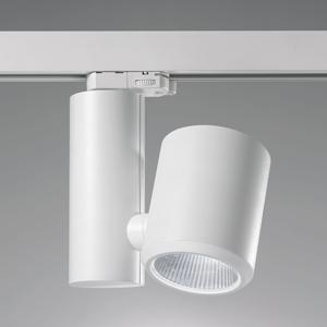 Egger Licht Koľajnicové LED svetlo Kent 38° biele teplá biela