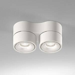 Egger Licht Egger Clippo Duo stropné LED svietidlo biele 2700K
