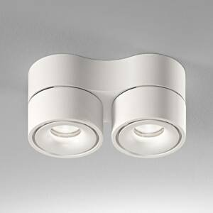 Egger Licht Egger Clippo Duo stropné LED svietidlo biele 3000K