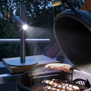 Evotec Terasová LED lampa Paul Basic, 1-plameňová