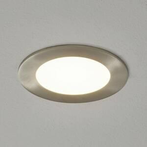EGLO CONNECT EGLO connect Fueva-C zapustené LED nikel 12cm