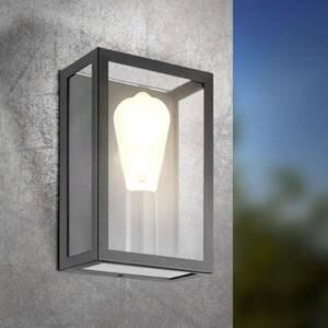 EGLO LED žiarovka E27 4W filament jantár snímač deň/noc
