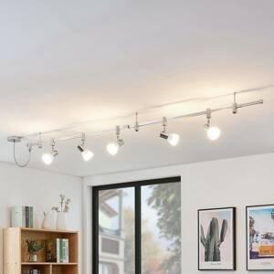 Arcchio LED vysokonapäťový koľajnicový systém Anjur E14
