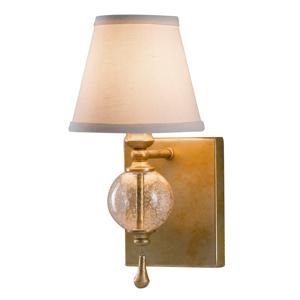 FEISS Nástenné svietidlo Argento pre krásne svetlo