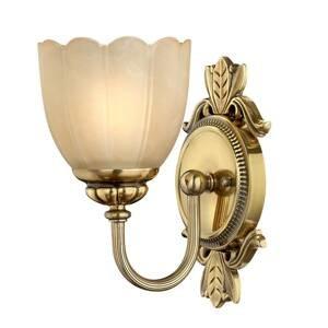 HINKLEY Ručne vyrobené kúpeľňové nástenné svetlo Isabella