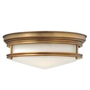 HINKLEY Stropné svietidlo Hadley brúsený bronz