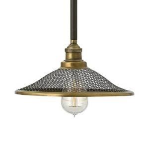 HINKLEY Závesná lampa Rigby 1-plameňová