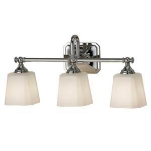 FEISS Zrkadlové svetlo do kúpeľne svietidlo Concord 3-pl