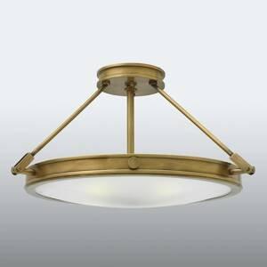 HINKLEY Stropné odsadené svietidlo Collier 55,9cm